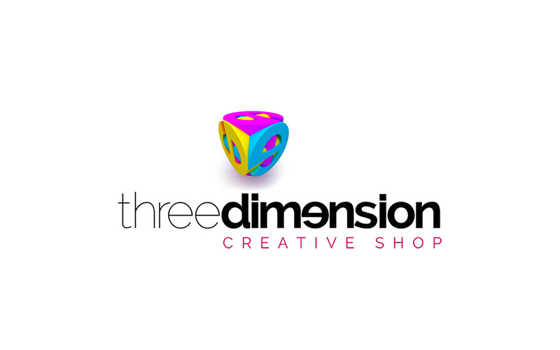 Threedimension – Logo