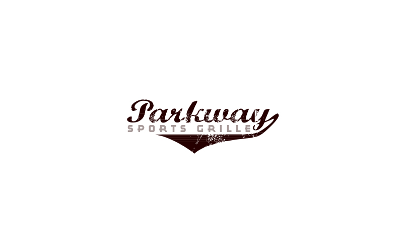For this project, we created two logos for adjoining restaurants in Erie, CO. The Parkway is the high-end sports-bar...