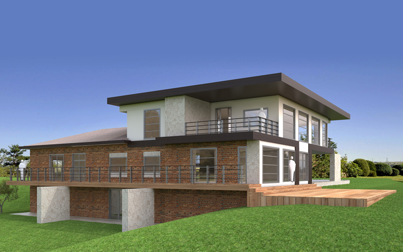3D Modeling – Architecture