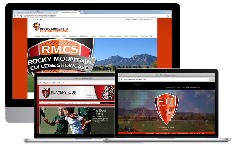 FC Boulder – Program Websites