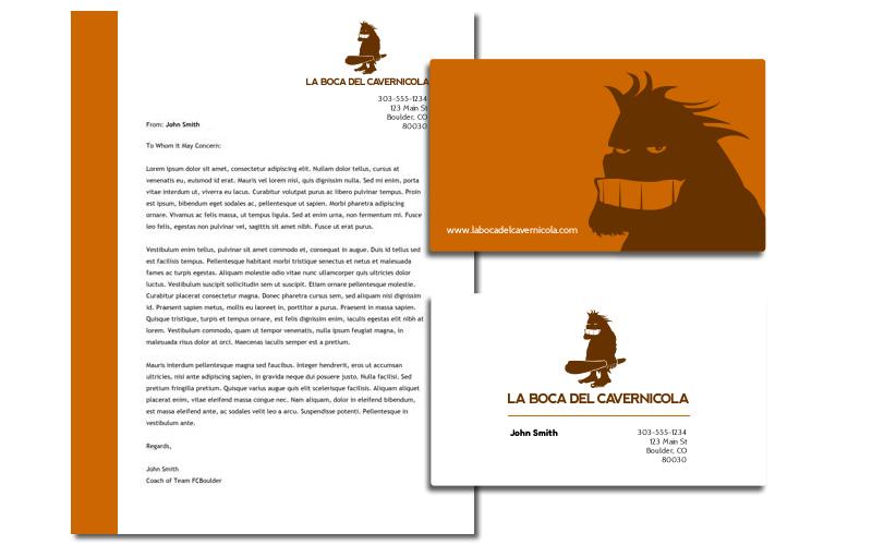 La Boca Del Cavernicola – Stationary
